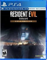 Resident Evil 7: Biohazard Gold Edition (VR Mode Included) - Ps4 - Sony