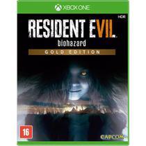 Resident evil 7 Biohazard Gold Edition - Xbox One - Capcom