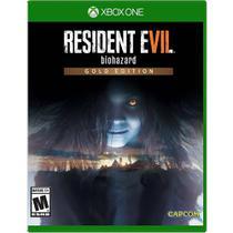 Resident Evil 7: Biohazard Gold Edition - Xbox One - Capcom