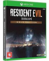 Resident Evil 7 Biohazard Gold Edition - XboxOne - Capcom