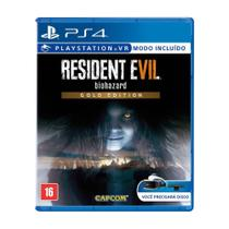 Resident Evil 7 Gold Edition - PS4 - Capcom