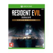 Resident Evil 7 Gold Edition - Xbox One - Capcom