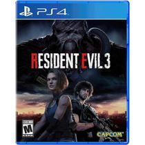 Resident Evil III (3) - PS4 - Sony