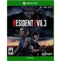 Resident Evil III (3) - Xbox One - Microsoft
