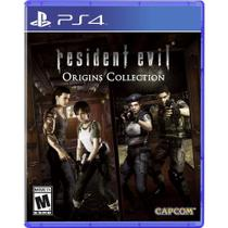 Resident Evil Origins Collection - Ps4 - Sony