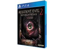 Resident Evil Revelations 2 para PS4 - Capcom