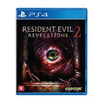 Resident Evil Revelations 2 - PS4 - Capcom