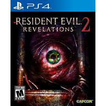 Resident Evil: Revelations 2 - Ps4 - Sony