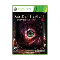 Resident Evil Revelations 2 - Xbox 360 - Jogo