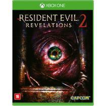 Resident Evil Revelations 2 XONE - Capcom -