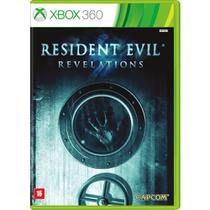 Resident Evil Revelations - Capcom