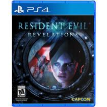 Resident Evil: Revelations - Ps4 - Sony