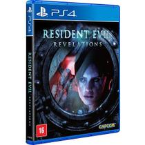 Resident Evil Revelations Remastered para PS4 - Capcom -