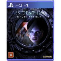 Resident Evil: Revelations Remastered - PS4 - Capcom