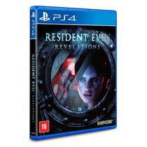 Resident EVIL: Revelations Remasterizado PS4 - Capcom