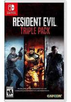 Resident Evil Triple Pack Nintendo Switch -