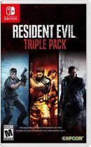 Resident Evil Triple Pack - Switch - Nintendo