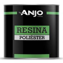Resina Poliéster Com Catalisador Anjo 990gr. -