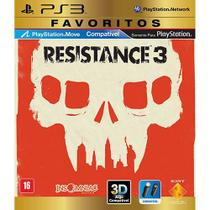 Resistance 3 - PS3 - Sony