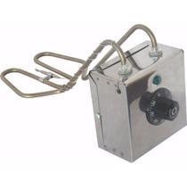 Resistência de Fritadeira Elétrica 7 Litros 220V  C/ Termostato - Distak