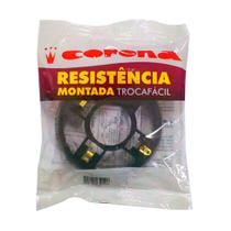 Resistência para chuveiro 220V 6200W Minha Ducha preta Hydra Corona -