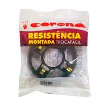 Resistência para chuveiro 220V 6400W Space / Smart / MegaDucha preto Hydra Corona -