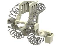 Resistência para Torneira Elétrica Temperatura - Progressiva Prima Touch 5500W Zagonel