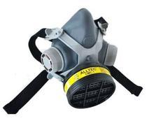 Respirador 1/4 Facial com 1 Filtro Alltec -