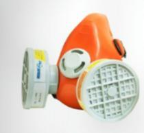 Respirador semi facial para 02 filtros ( não acompanha os filtros) - PLASTCOR