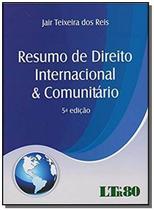 Resumo de direito inter. e comunitario - 05ed/16 - Ltr -