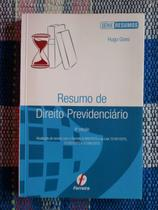 Resumo de Direito Previdenciário - Hugo Goes - Ferreira