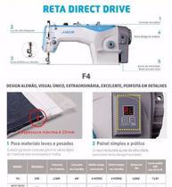 Reta Jack F4 + Kit Calcadores 19 Peças -