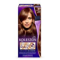 Retoque De Raiz Koleston Chocolate 67 -