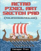 Retro Pixel Art Sketch Pad - Sigma data solutions ltd