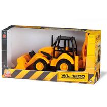 Retroescavadeira Construction Wl 1200 - Silmar -