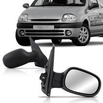 Retrovisor Clio 99 2000 2001 2002 2003 2004 2005 2006 2007 2008 2009 2010 2011 2012 Elétrico - Ty Retrovisor