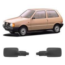 Retrovisor Fiat Uno 1984 a 1995 2 e 4 Portas Cofran Espelho sem Controle -