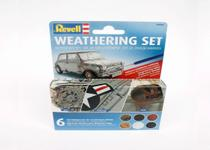 Revell - Weathering Set - Pigmento -