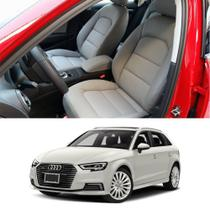 Revestimento Banco de Couro Audi A3 -