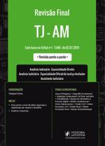 Revisão Final - TJ-AM - Juspodivm -