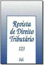 Revista De Direito Tributario Vol.123 - Malheiros editores -