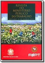 Revista do ministerio publico trabalho nr. 42 - Ltr