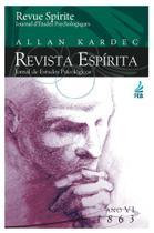Revista Espirita - 1863 - Feb - Federacao Espirita Brasileira