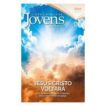 Revista Lições Bíblicas Jovens Aluno 4º Trimestre de 2021 - Cpad