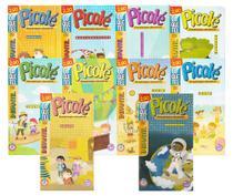 Revista Picolé Passatempos Educativos Infantil - Coquetel -