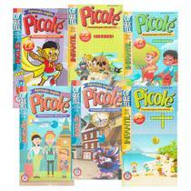 Revista Picolé Passatempos Educativos Infantil Encadernado - Coquetel -