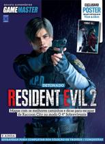Revista Superpôster - Detonado Resident Evil 2 (Leon) - Europa