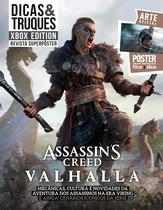 Revista Superpôster - Dicas e Truques Xbox Edition Edição 7 - Assassins Creed Valhalla - Europa