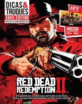 Revista superpôster dicas e truques xbox edition edição 9 - red dead redemption ii - Europa -