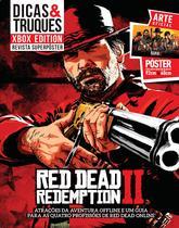 Revista superpôster dicas e truques xbox edition edição 9 - red dead redemption ii - Europa
